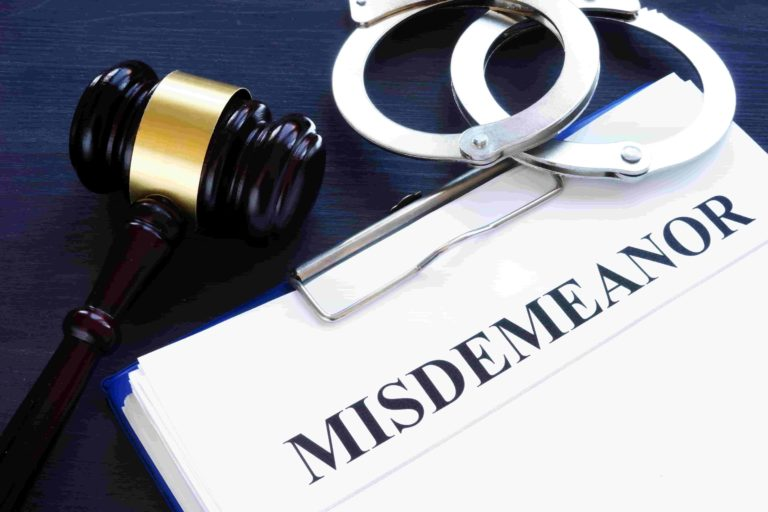 High court misdemeanors are punishable by up to two years in prison