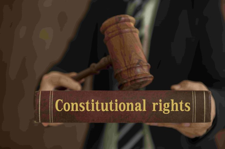 If you're being convicted of a crime, knowing your constitutional rights is important