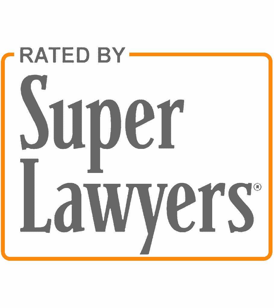 We are honored by our super lawyers rating